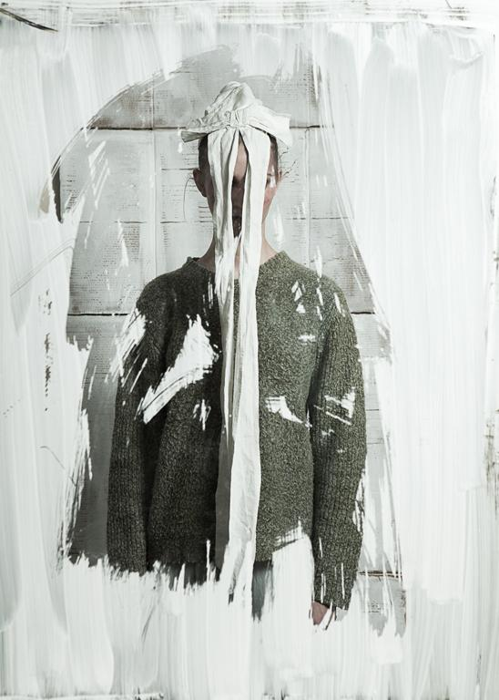 Tales of silence 2014 karel fonteyne for Miroir 60 x 70